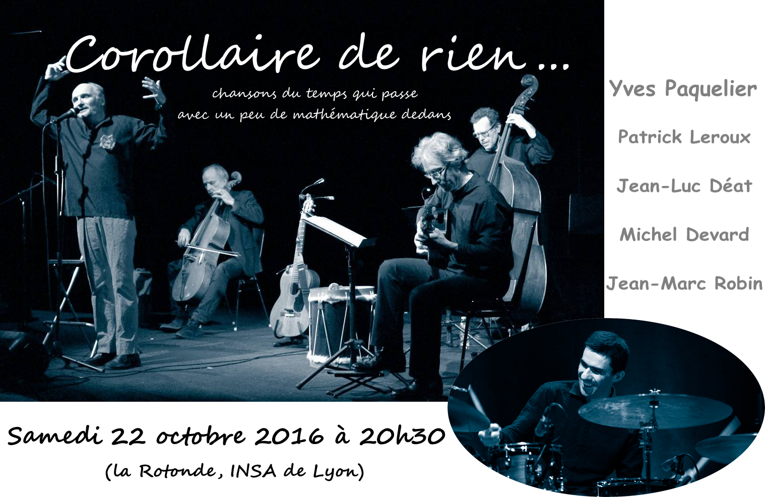 Annonce CDR 22 octobre